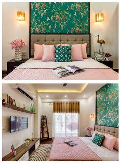 bedroom background design