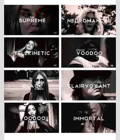 American Horror Story-Coven- specialties