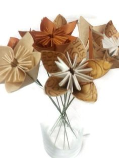Autism Speaks Charity Listing: Bouquet by SimplyGreenDesigns
