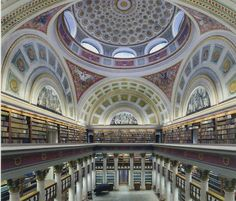 National Library of Finland – Helsinki, Finland