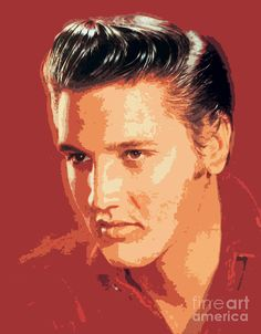 "David Lloyd Glover, ""Elvis Presley - The King of Rock and Roll"""