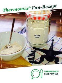 Saucenbinder selbst gemacht von schleckermäulchen14. Ein Thermomix ® Rezept aus der Kategorie Saucen/Dips/Brotaufstriche auf www.rezeptwelt.de, der Thermomix ® Community.