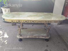 Ónix márványasztal - 70000 Ft - Nézd meg Te is Vaterán - Asztal - http://www.vatera.hu/item/view/?cod=2506760684