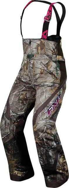 Realtree Camo Snowmobiling Pants!!! #camo #camoclothing #camouflagehttp://pinterest.com/pin/317714948684088763/