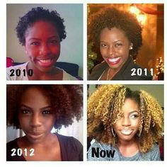 Wonder if my hair growth will look like this? Wonder if my hair growth will look like this? Pelo Natural, Natural Hair Tips, Natural Hair Growth, Natural Hair Journey, Natural Hair Styles, Natural Girls, Natural Beauty, Going Natural, Black Power