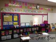 love this room set up :) via 2nd grade stuff