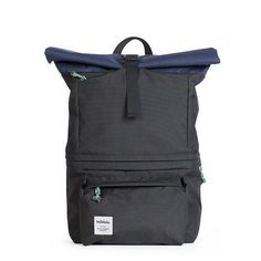Poplar Camera Rolltop Backpack by hellolulu