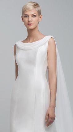 Свадебное платье Edelweis BUENC прямое ― Мы подарим