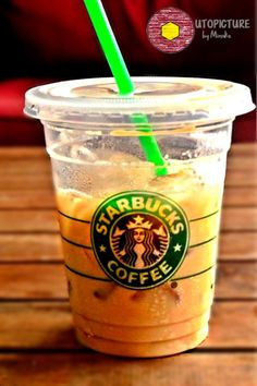 Cold Iced Latte.