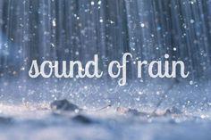 love the sound.love the smell.love the feel.I love rain♥ Sound Of Rain, Singing In The Rain, Rainy Night, Rainy Days, Rainy Weather, Rainy Mood, Lifehouse Lyrics, Song Lyrics, Frases