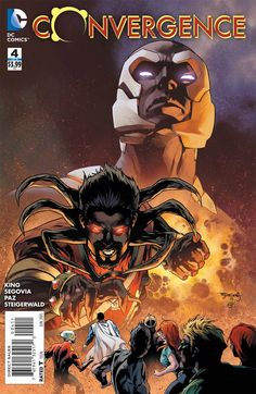 Mild Mannered Reviews - Convergence #4 http://www.supermanhomepage.com/news.php?readmore=16380