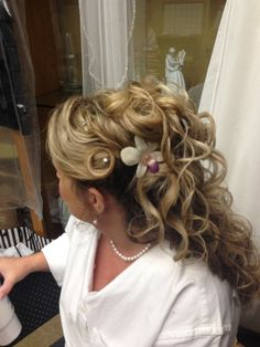 Wedding hair ... For LONG hair
