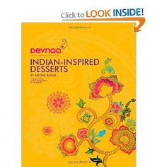 Devnaa Indian-Inspired Desserts [Paperback] - Roopa Rawal (Author) and Jay Rawal (Author)