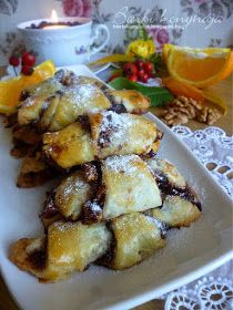 Slovak Recipes, Hungarian Recipes, Hungarian Food, Puff Pastry Desserts, Potato Salad, French Toast, Cheesecake, Food And Drink, Sweets