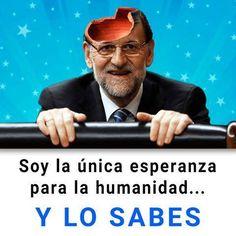 Aznar se carga la presencia de Rajoy en su máster y Rivera lo sustituye encantado