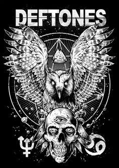 Deftones @ Carolina Rebellion - 2013
