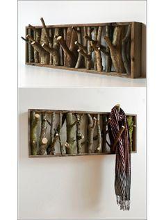 DIY: kapstokken voor thuis