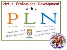 Virtual Professional Development with a Personal Learning Network (PLN) http://wlteacher.wordpress.com