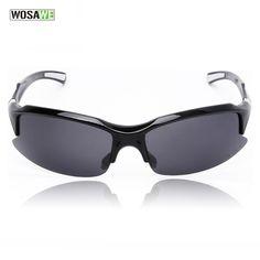 WOSAWE Professional Polarized Lens Men Women Cycling Glasses Bike Goggle Outdoor Sports Bicycle Sunglasses Original Box