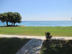 Beautiful summer house by the sea - Condominiums for Rent in Μόλες Καλύβες, Μακεδονία Θράκη, Greece