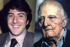 Dick Smith - old age make up. Old Age Makeup, Assurance Vie, Special Effects Makeup, Coming Of Age, Film, Make Up, Actors, Movies, Character