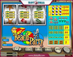 slot games online for free beach party spiele