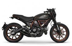 rogeriodemetrio.com: Ducati Scrambler Italia Independent