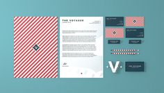 The Voyager Cafe by Michael Pharaoh, via Behance