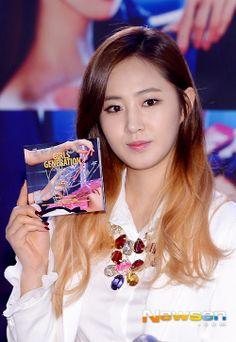 Yuri SNSD Girls Generation fansign 140314