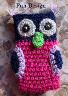 9 Besten Handyhülle Bilder Auf Pinterest Crochet Purses Knit