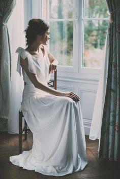 Lifestories Wedding - Carnets de mariage- Robes de mariee - Collection 2014 - La mariee aux pieds nus