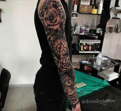 В процессе.. @alexandervolok #vladimirdrozdov#drozdovtattoo#tattooinstartmag#tattoostyle#chicano#tattooart#blackandgrey#tattoolife#inkkaddicted#inkdollz#tattooed#style#sleevetattoo#tattoozlife#instatattoo#sullen#tattoos#lowridertattoostudios#goodfellastattio#ink_life#inkeeze#minddlowingtattoos#lifestyletattoo#worldtattoo#tattoos_of_instagram#inkjunkeyz#ru_tattoo#inknationofficial#drozdov_ink