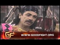 Carlos Santana Admits To Channeling Demonic Spirits - YouTube