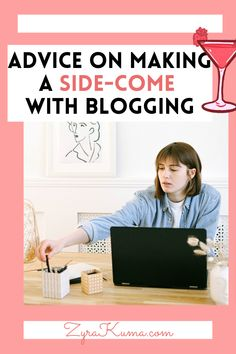 Can you make a quick buck or a quick side-income from just starting a blog? Honestly no. But it's possible to create a side-income from blogging (which may take months or even years) so here's how you can do it (with a sprinkle of patience and hard work). | #blogger | making money blogging for beginners | blogging side income | #blogging101 | #bloggingtips Make Quick Money, Make Money From Home, Making Extra Cash, Blogging For Beginners, Make Money Blogging, Self Development, Hard Work, Self Improvement, Patience