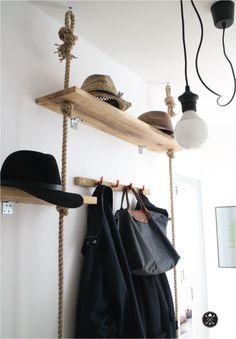 półka wisząca na sznurkach - Szukaj w Google