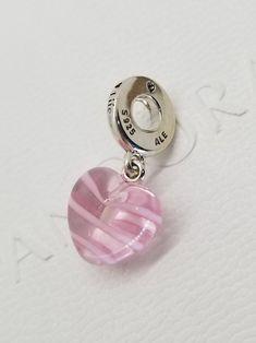 Valentine Sale 55 MM Heart Pink Enamel Friends Gift Heart 925 Sterling Silver Pave Diamond Pinak Enamel Heart Pendant Large Diamond Heart