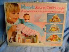 Moppets secret dollhouse