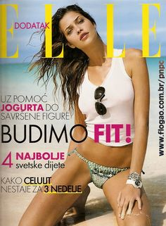 Ana Beatriz Barros – Elle Serbia June 2007