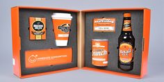 Especially in the Convenience Store industry. So instead of mailing out pamphlets and business cards, upstart Shopper Marketing firm Immediate Consumption took a different route. They decided to lean heavily on their creative chops, and build an unprecedented sales kit—not for chips, beer, or beef jerky… but for themselves. #packaging #marketing