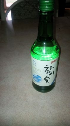 Soju drink