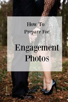 How to prepare for engagement photos | Lea Carmen Fashion Blog