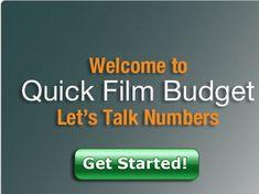 QuickFilmBudget.com  Film Budgeting Software