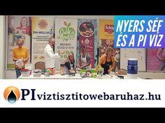 Már Varga István nyers séf is a Maunawai víztisztító készüléket használj. Marvel, Wellness, Baseball Cards, Cover, Youtube, Books, Pink, Livros, Hot Pink