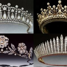 The Royal Tiaras