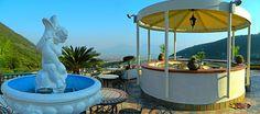 Hotel Degli Ulivi***, Gragnano, Campania, Italia, Nikon Coolpix L310, 4.5mm,1/800s, ISO80, f/3.1, panorama mode: segment 2, HDR-Art photography, 201507140718