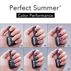 Want this -  Perfect Summer UVLED Soak Off Gel Nail Polish