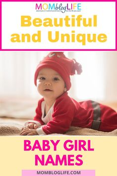 Do you want to choose a name for your baby girl that will not only be beautiful but unique? We have a list of 60+ baby girl names and their meanings for you. #babygirlnames #namingbaby #babynameideas Baby On A Budget, Getting Ready For Baby, Pregnancy Advice, Names With Meaning, Baby Girl Names, Unique Baby, Having A Baby, New Moms, Meant To Be