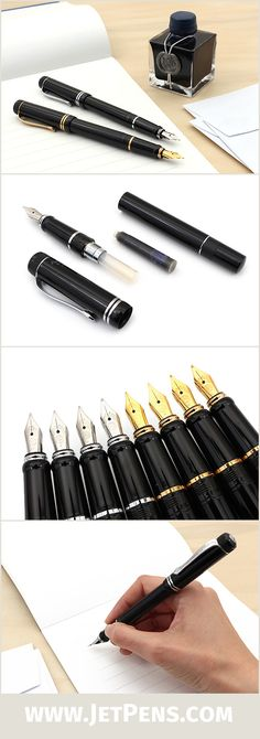 "Kaweco designed the Kaweco Dia fountain pens to embody timeless beauty like a ""DIAmond""."