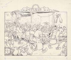 Astérix chez les Belges, planche 43 http://www.pixelcreation.fr/graphismeart-design/illustration/asterix/