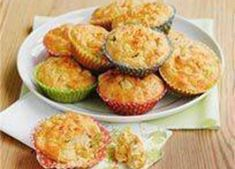 Cupcakes can be savoury too, and these cheesy snacks are great fun for kids to make too.